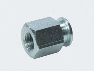 Gel pan head nipple<br>internal thread M10x1